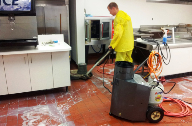 Kitchen Deep Cleaning Services - JCCS